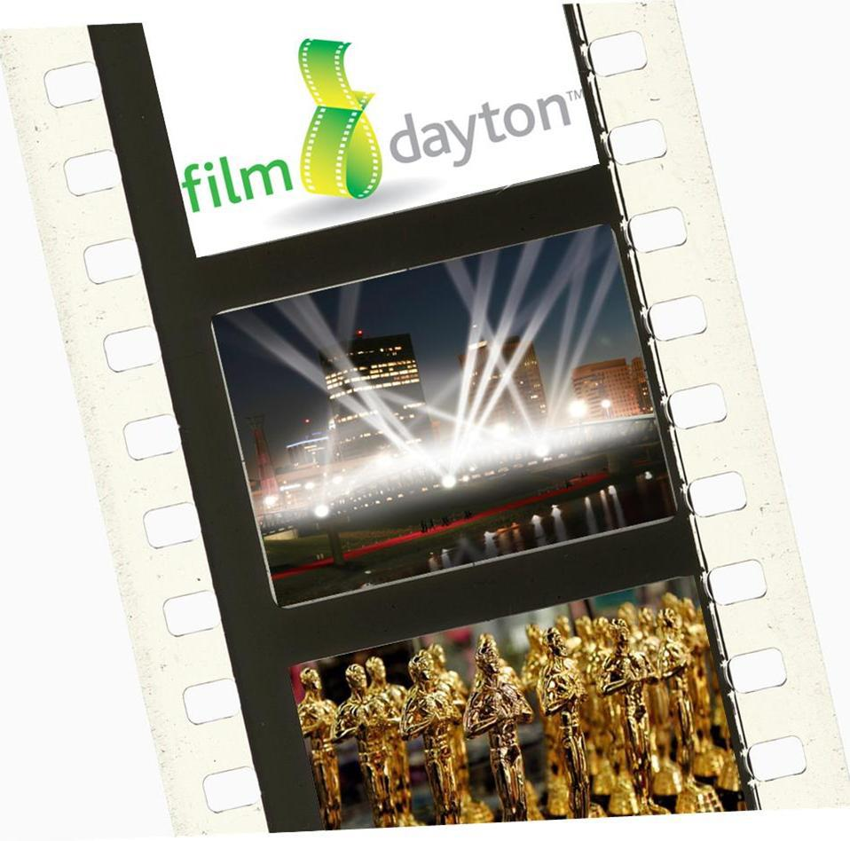 Oscar Watch Party Film Strip